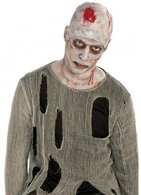 Лысина зомби