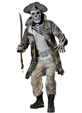 Костюм мёртвого пирата