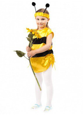Костюм пчелка (креп-сатин)