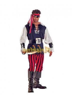 Костюм пирата отшельника