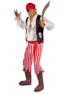 Костюм пиратского разбойника