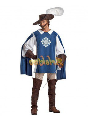 Костюм преданного мушкетера