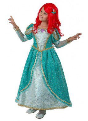 Костюм принцессы Ариэль