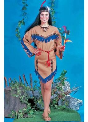 Костюм принцессы индейцев