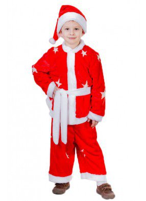 Костюм Санта-Клаусёнок