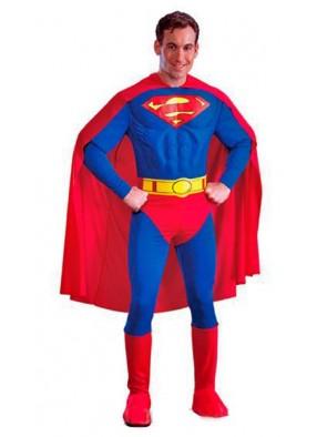 Костюм супермена Deluxe