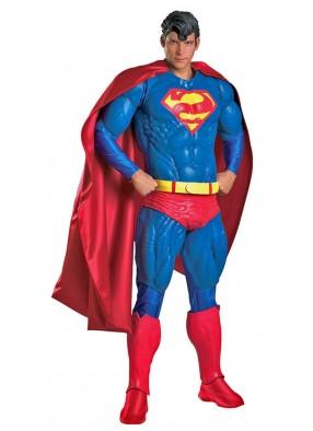Костюм супермена VIP