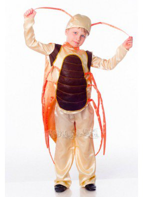 Костюм таракана-усача
