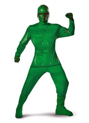 Костюм Зелёного солдатика