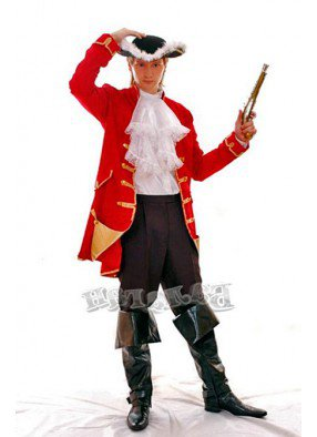 Костюм модного капитана пиратов