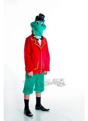Костюм крокодила Генадия