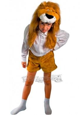 Маскарадный костюм льва