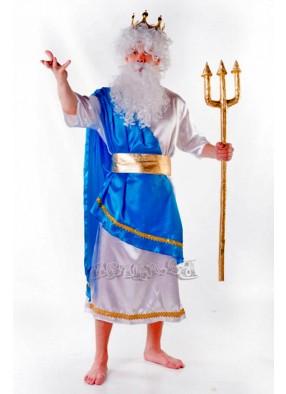 Костюм Нептуна праздничный
