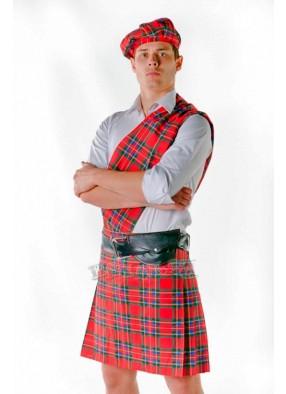 Костюм шотландца национальный