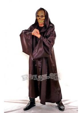 Костюм скелета в маске