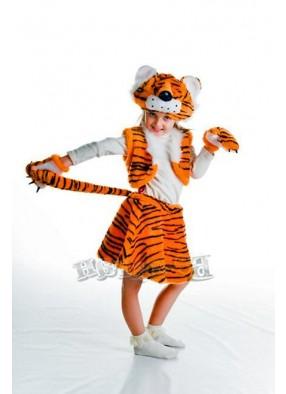 Костюм веселой тигрицы
