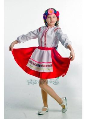 Костюм украинки танцевальный