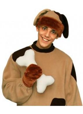 Косточка для карнавального костюма Собака