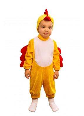 Костюм цыпленка для малыша