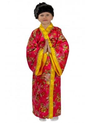 Костюм Японки для девочки