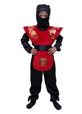 Костюм японского ниндзя