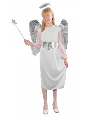 Костюм Ангела белый для детей