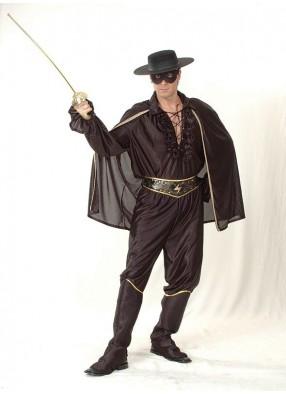 Костюм Бандита со шляпой