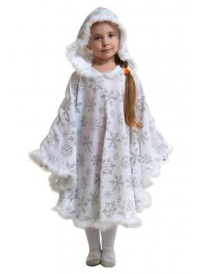 Костюм белой зимы для девочки