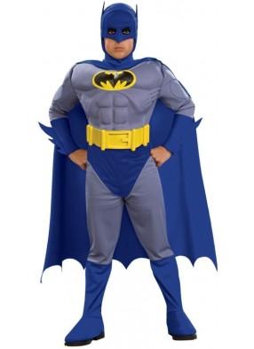 Костюм Бэтмена для детей Deluxe