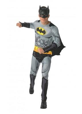 Костюм Бэтмена из комиксов для взрослых фото