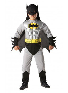 Костюм Бэтмена с мышцами фото