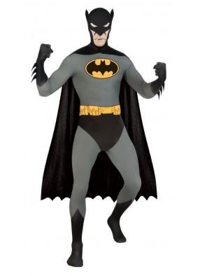 Костюм Бэтмена вторая кожа