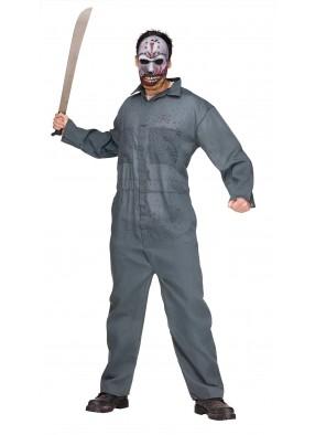Костюм безумца в маске фото