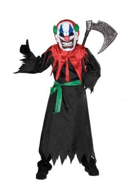 Костюм безумного клоуна