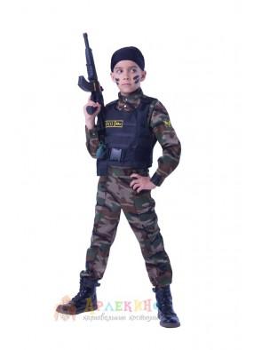 Костюм бойца Спецназа