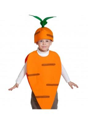 Костюм большой морковки фото