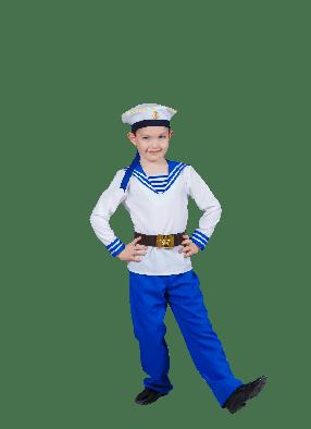 Костюм бравого моряка для мальчика