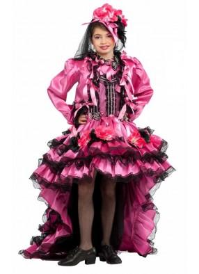 Костюм Бразильская танцовщица детский фото