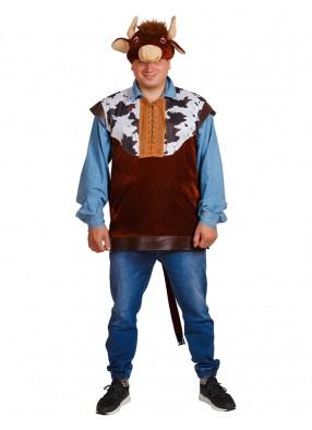 Костюм быка Буяна для взрослого