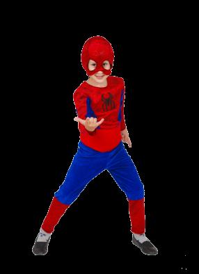Костюм человека паука для мальчика