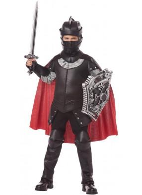 Костюм черного рыцаря для мальчика