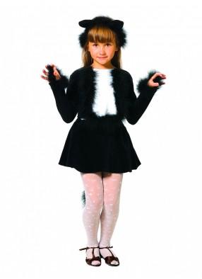Костюм черной кошечки 1 фото