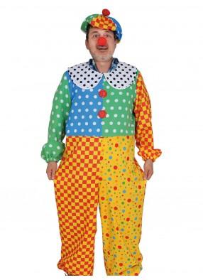 Костюм циркового клоуна