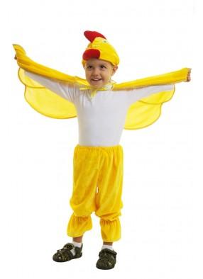 Костюм цыпленка для мальчика