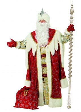 Костюм Дед Мороз Королевский фото