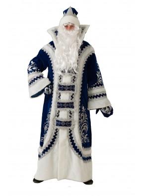 Костюм Дед Мороз Купеческий фото