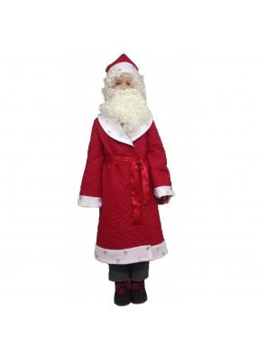 Костюм Дед Мороз подростковый фото
