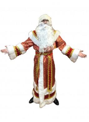 Костюм Деда Мороза Княжеский