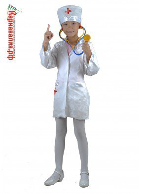 Костюм доброго доктора