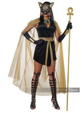 Костюм египетского бога Анубиса